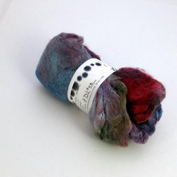 silk hankies for spinning or knitting (matawa)
