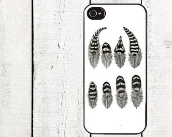 iphone 6 case Poultry Feathers iPhone Case - iPhone 4 4s Case - iPhone 5 Case