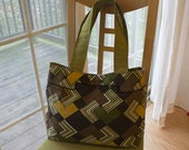 Hurricane Sandy Tote, proceeds to help Sandy victims - RESERVED FOR MICHAEL