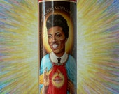 Saint Little Richard Candle