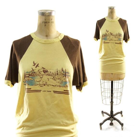 80s Lake Tahoe Souvenir T-Shirt