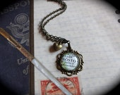 New Lower Price Authentic Boston Map Necklace with Your Choice of Charm