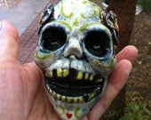 Creepy Ceramics DOD Sugar Skull