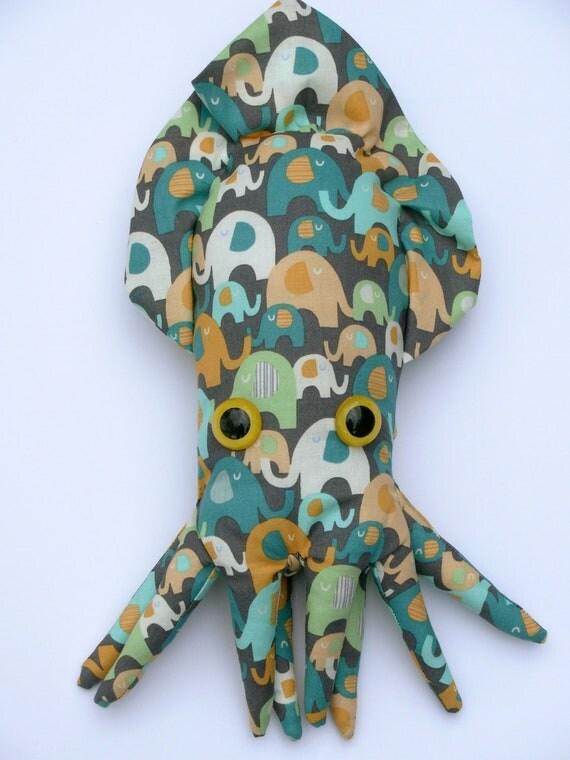 Elephant Parade Cuttlefish