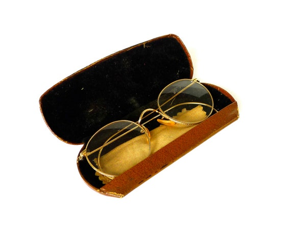 Vintage Ful-Vue Gold Filled Spectacles