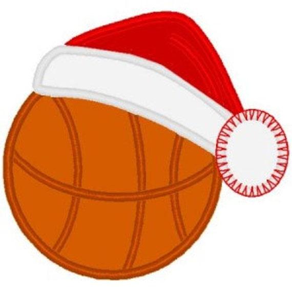 Items similar to Custom Personalized Boys Basketball Santa ...