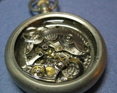 Vintage Watch Parts With a Steampunk Flair 9