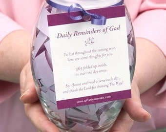 Daily Reminders of God Sayings - Printable PDF