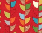 Sale! Mod-Century petal fabric