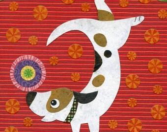 Circus Dog-Beagle