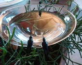Bird Bath Watering Funnel for Plants, Hand Blown and Sculpted  by Jenn Goodale