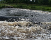 Rushing river water stock photo image free use