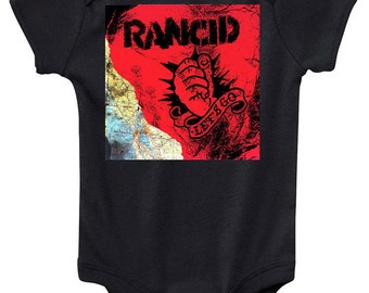 Rancid Let's Go punk T-Shirt or onesie