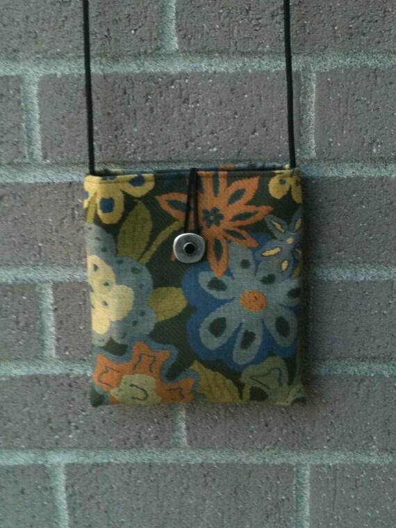 Small Shoulder Bag - Amazing Fabric