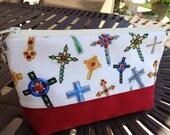 Religious Crosses Zippy Bag 2