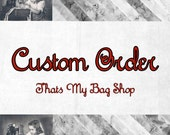 Custom Birthday Banner in Pink, Green, and Brown