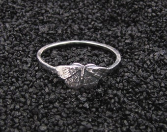 Tiny Moth Ring