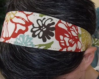 Funky Floral Headband