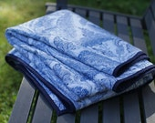 quilt - throw size - Antibes - Ready to ship
