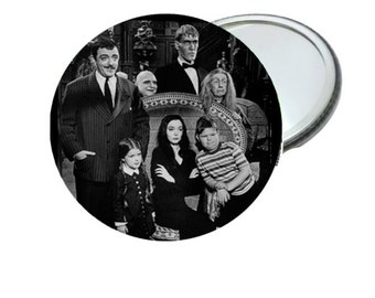 Mirror - The Addams Family TV Show