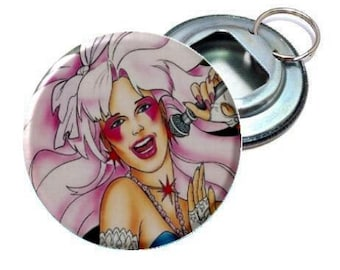 Bottle Opener - Jem and the Holograms -A