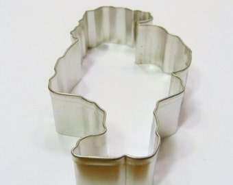 Santa with Pack 4.5 inch Cookie Cutter