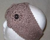Knit Headband and Earwarmer