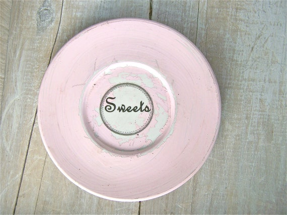 Pink Kitchen Sign Sweet Wall Decor Dessert Table by SweetMeas