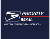 For U.S. Only Priority - Upgrade for Holidays Via USPS 2-3 Day Delivery only -- Does Not Include Overnight or Insured