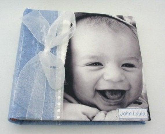 Giggles Portrait Baby Photo Album