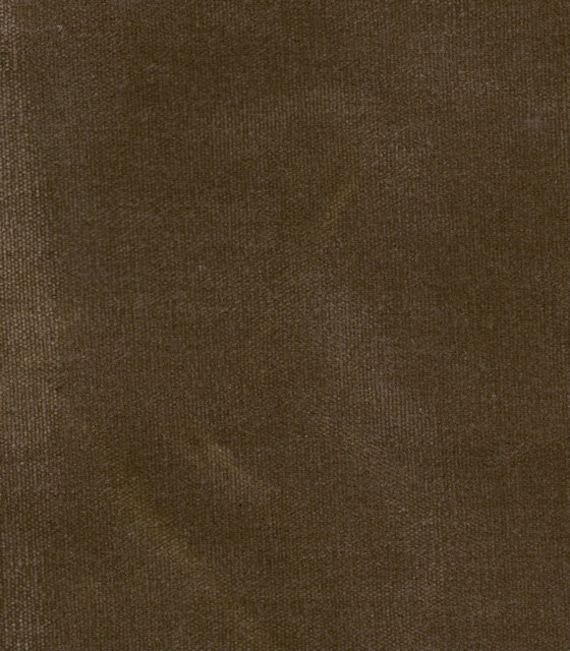 BROWN STONE - heavy waxed canvas swatch