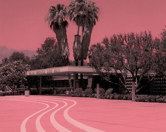 Palm Springs City Hall Dreamscape