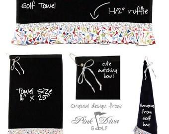 Teed Off - Golf Towel