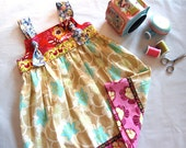 Last one - Sale - Josie Play Dress sizes 3T ready to ship
