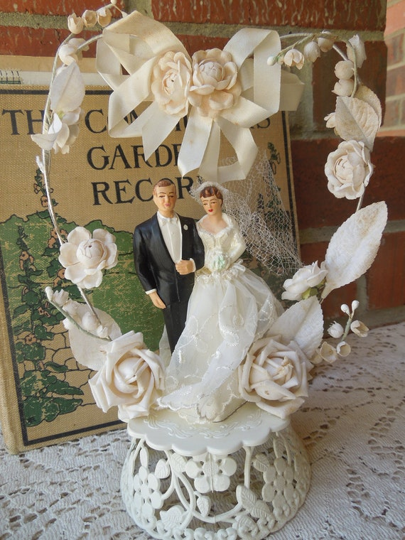Vintage Wedding Gifts For Bride And Groom : ... Gifts Guest Books Portraits & Frames Wedding Favors All Gifts