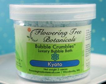Kyoto - Bubble Crumbles Bubble Bath