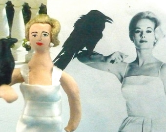 Tippi Hedren From Alfred Hitchcock's The Birds Miniature Collectible