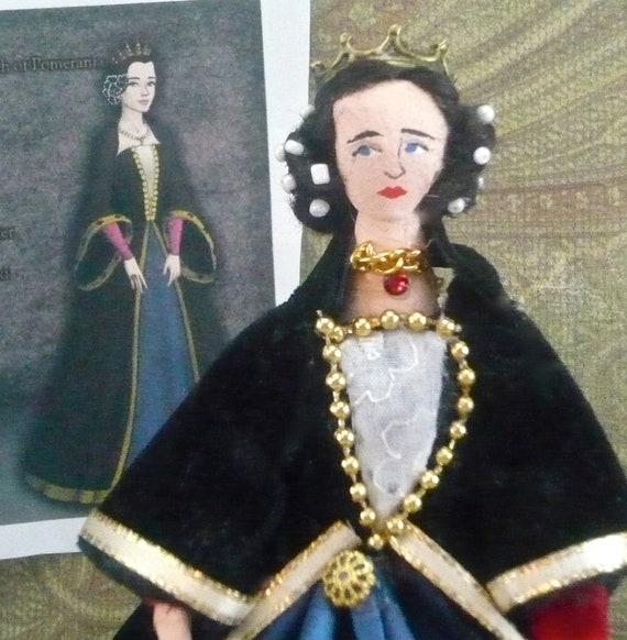 Anne of Bohemia Custom Order for Barry M.