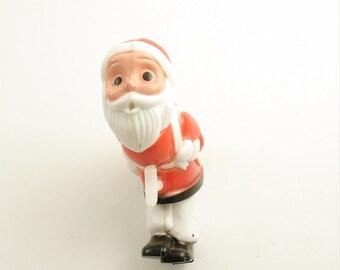 Vintage Christmas Santa Water Gun