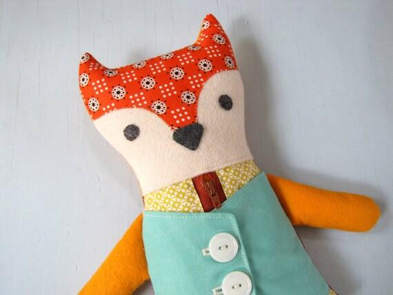 Learn to Dress Mr. Fox