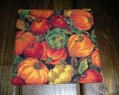 Elegant Fall Harvest Hot Pad