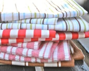 Color block kitchen starter set in blues 20 cloth by for Kuchen starterset