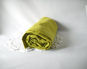 Vintage Pillow Cases Avocado Green Bedding Retro Bedroom