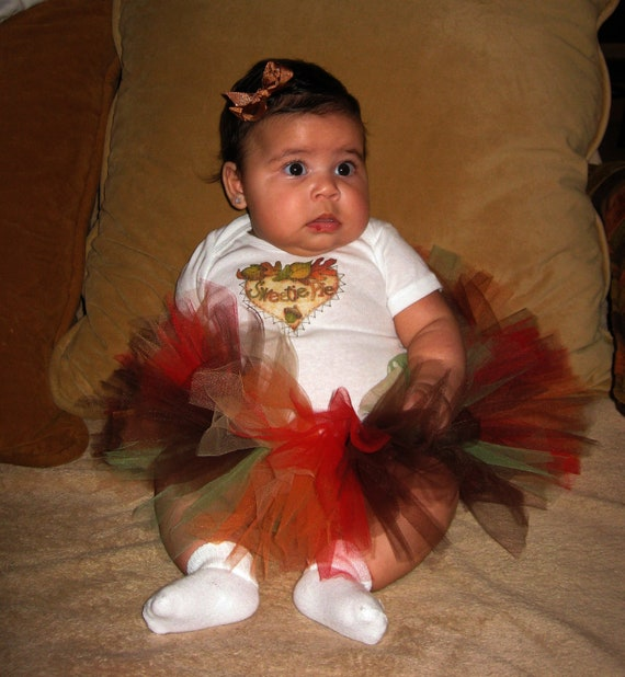Newborn Thanksgiving Outfit Fall Tutu Dress Baby Thanksgiving Outfit 3 6 Month