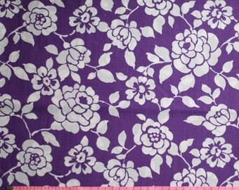 SALE - Seventies vintage fabric