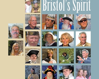 The Faces of Bristol's Spirit: A Self-published book by Joe and Julie Antinucci
