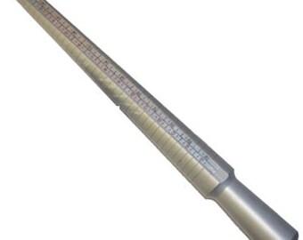 10 Inch Aluminum Ring Sizer/Mandrel