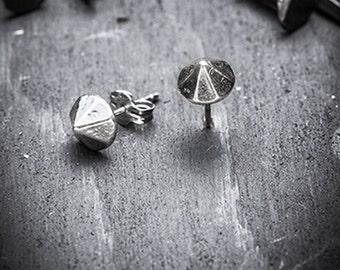 SPIKEY silver studs