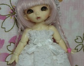 Lace Dress for Pukipuki