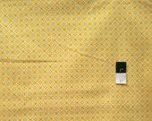Heather Bailey HB10 Bijoux Tiled Primrose Gold Cotton Fabric 1 Yard